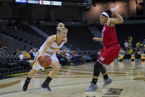 Women's basketball: Horizon League picks Norse to finish sixth overall