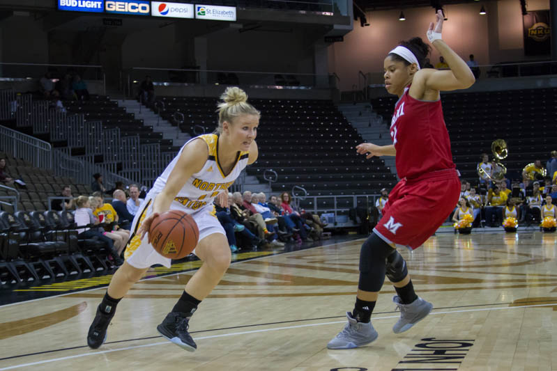 Women's basketball: Horizon League picks Norse to finish sixth overall