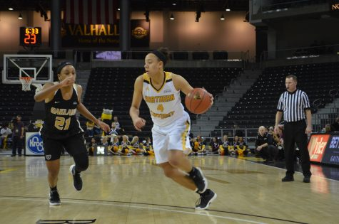 Late surge propels Oakland past NKU