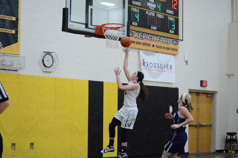 Rose is a forward from Garrettsville, Ohio who averaged a double-double her junior year