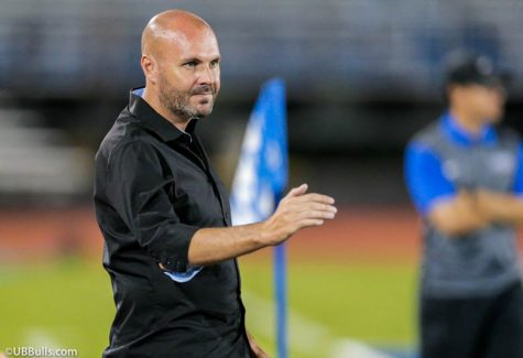 Riddle named men's soccer coach
