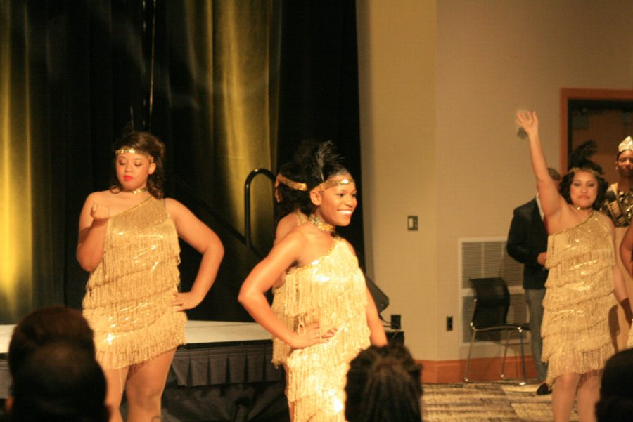 Miss Black and Gold began at 6:30 p.m. on Jan. 27 in the SU Ballroom.
