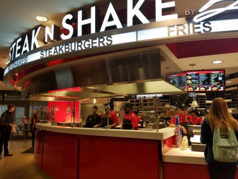 NKU's Steak 'n Shake is now open for business in the Student Union.