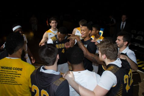 NKU's 2017-2018 men's basketball schedule released