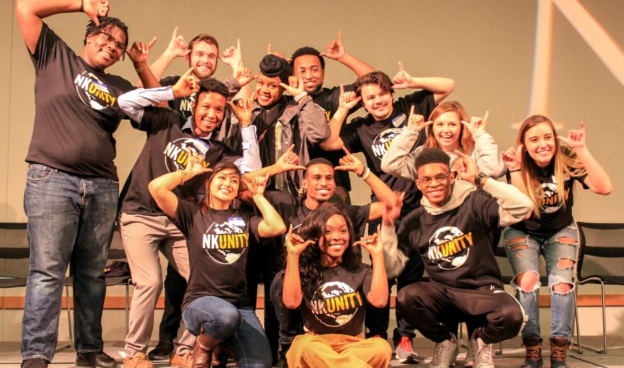 The event took place in the SU ballroom on Jan. 31.