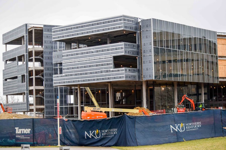 While students in the new UK regional medical school will utilize the new Health Innovation Center, they will not be housed in the building.