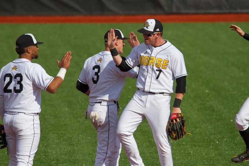 NKU baseball vs Milwaukee-29