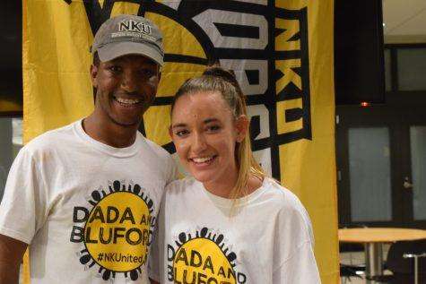 BREAKING: Dada, Bluford win SGA presidential election