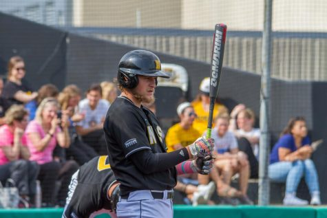 Dominic Mercurio is hitting .324 on the season with 44 hits.