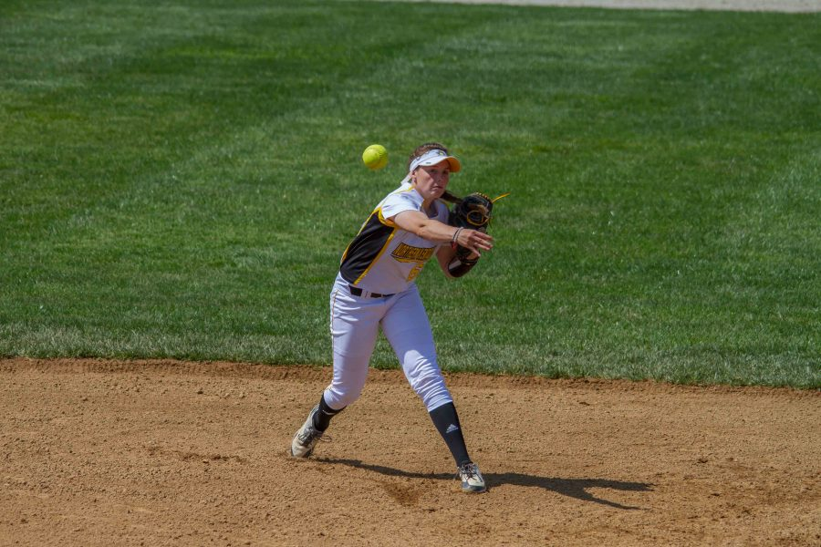 Norse softball falls to IUPUI Jaguars
