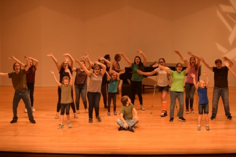 The Mainstage Musical Theatre and Voice Camp's performance took place at 4 p.m. on June 16.