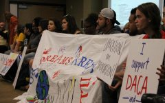 NKU students show DACA support at Board of Regents meeting