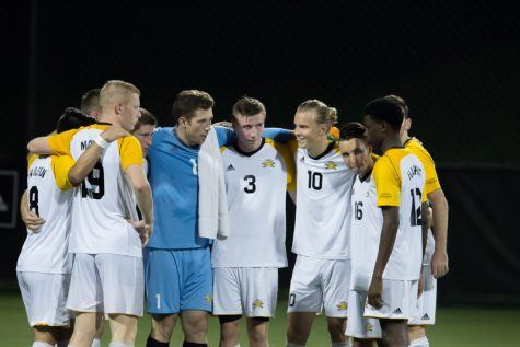 Norse record fifth shutout of the season in victory over IUPUI
