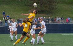 Hamblin's offensive prowess lifts her into NKU record books