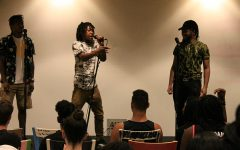 VIDEO: Local rappers show off at cypher