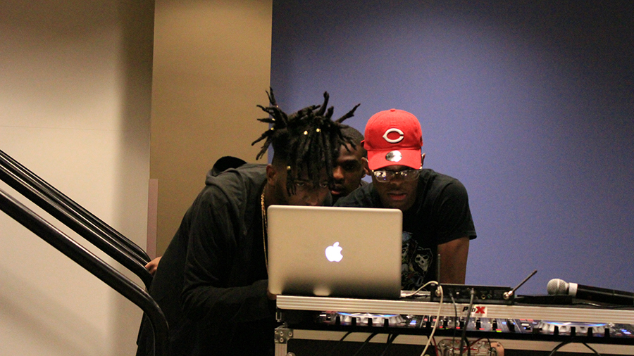 Rosewood and Washington have changed the cypher format each time to keep the artists and audience interested.