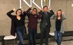 SGA freshman election fills 5 senate openings
