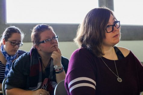 Seeking Spiritual Solace: Pagan Student Association Preaches Education and Acceptance