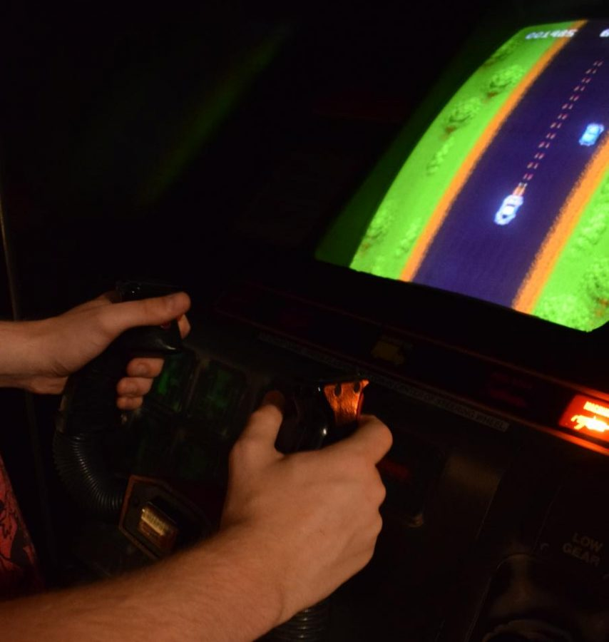 Games at Arcade Legacy are all-you-can play for $10.