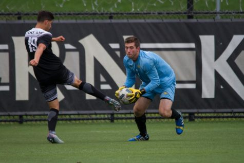 Barkei named Horizon League Goalkeeper of the Year