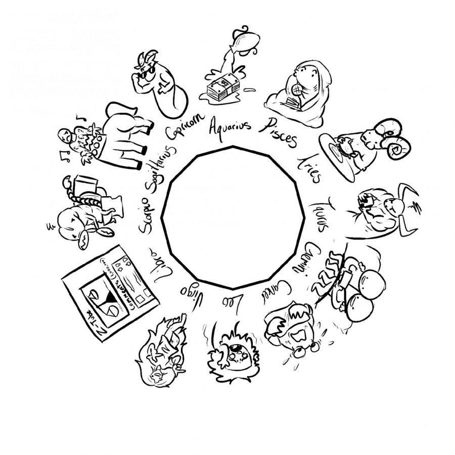 EDITORIAL: End-of-semester horoscopes