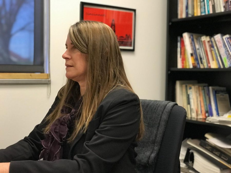 Dr. Julie Olberding, director of the master of public administration program, thinks micro-credentials will help those who don't have time or money to commit to a master's program