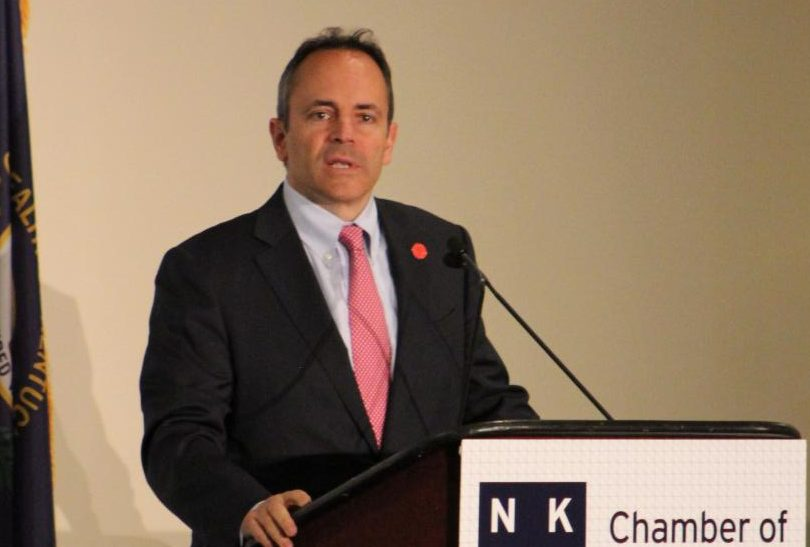 Gov. Matt Bevin said he will not call a special session on pension reform before the end of the year. At an event in Erlanger on Oct. 25, Bevin said such a session
