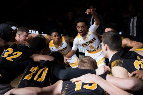 NKU wins Horizon League regular season title with victory over IUPUI