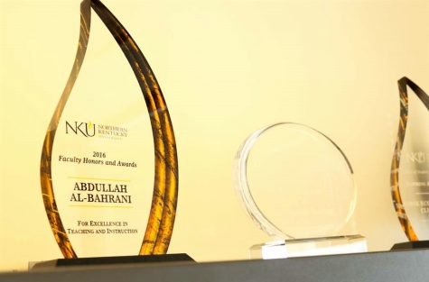 Al-Bahrani earned the Award for Excellence in Teaching and Instruction at Northern Kentucky University in 2016.