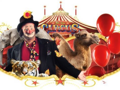 The Syrian Shrine Circus hits BB&T Arena this weekend.