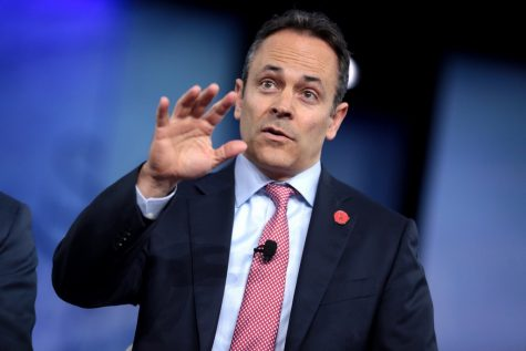 Gov. Matt Bevin's budget address will be broadcast live on KET at 7 p.m. on Tuesday, Jan. 16.