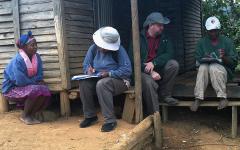 In Madagascar, caring is a community affair