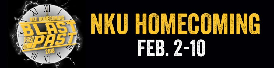 As+NKU+turns+50%2C+homecoming+week+will+celebrate+with+events+lined+up+throughout+the+week.+