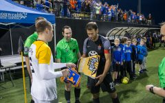 Norse fall to FC Cincinnati in spring exhibition match