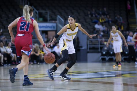 Wright State ends NKU's win streak