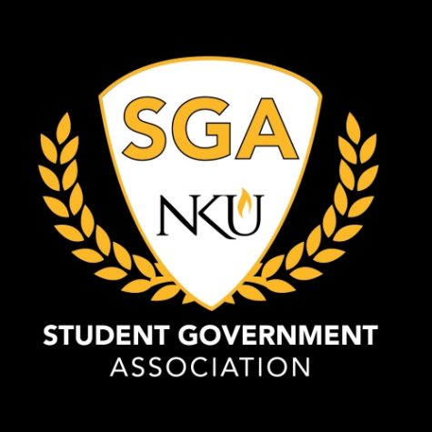 NKU senators, students announce campaign for SGA President, VP