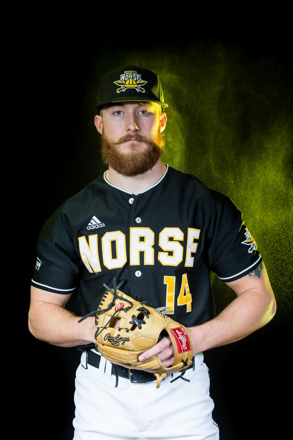 Cameron Ross will begin the season as starting pitcher after being the Norse closer in 2017