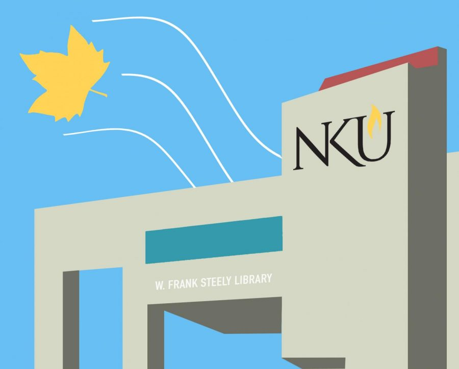 Why is NKU so windy?