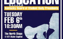 SGA rallies against state cuts in Frankfort