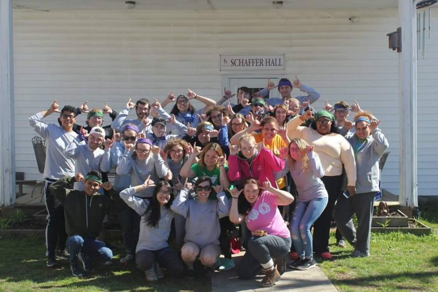 NKLI hosted the Spring Empowerment Retreat.