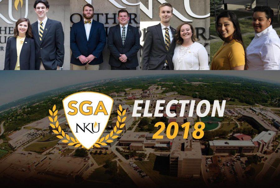 SGA Election 2018.