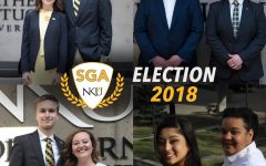 RECAP: SGA candidates debate for the student body vote
