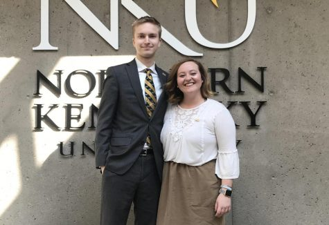 Fourth candidate in race for SGA president