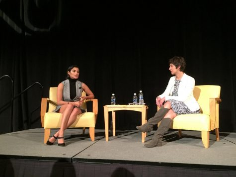 Guerrero shared her personal story of the real plight of undocumented immigrants in the United States.