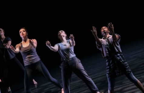 'Let Our Loss Be Heard': Dance 18 piece examines race and American history.