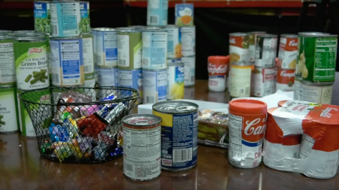 WATCH: FUEL NKU Hosts a Monthly Food Drive