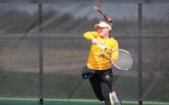 WATCH: Sunjic shines as NKU's breakout tennis star