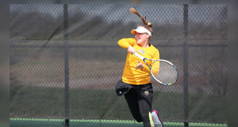WATCH: Sunjic shines as NKU's breakout tennis star