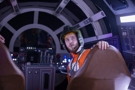 GALLERY: Millennium Falcon touches down at BB&T Arena