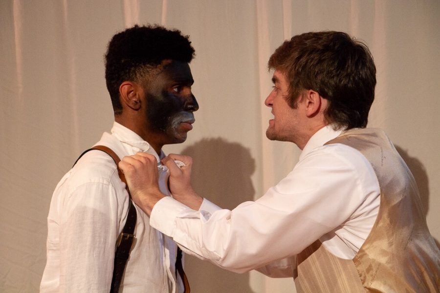The Blackface Project chronicles the debut of Broadways first Black leading man.